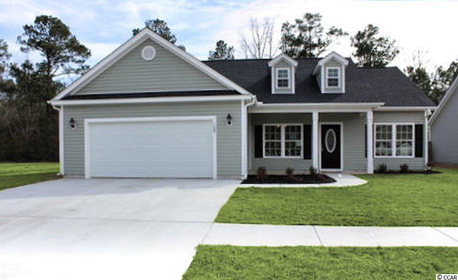 Detached MLS:1911249   TBB8 Long Meadow Dr. Loris SC