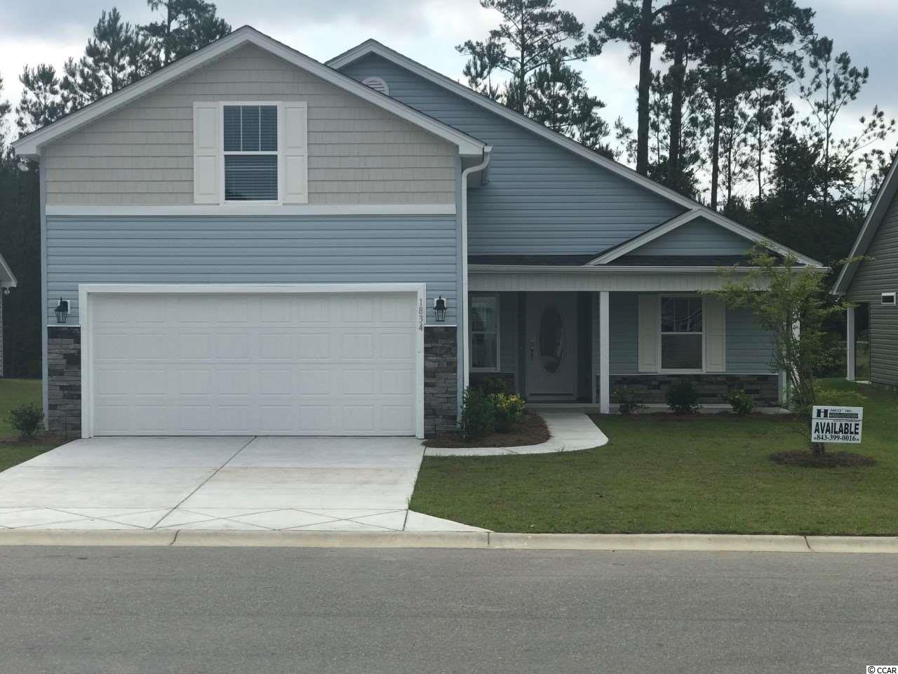 Detached MLS:1911286   1834 Fairwinds Dr. Longs SC