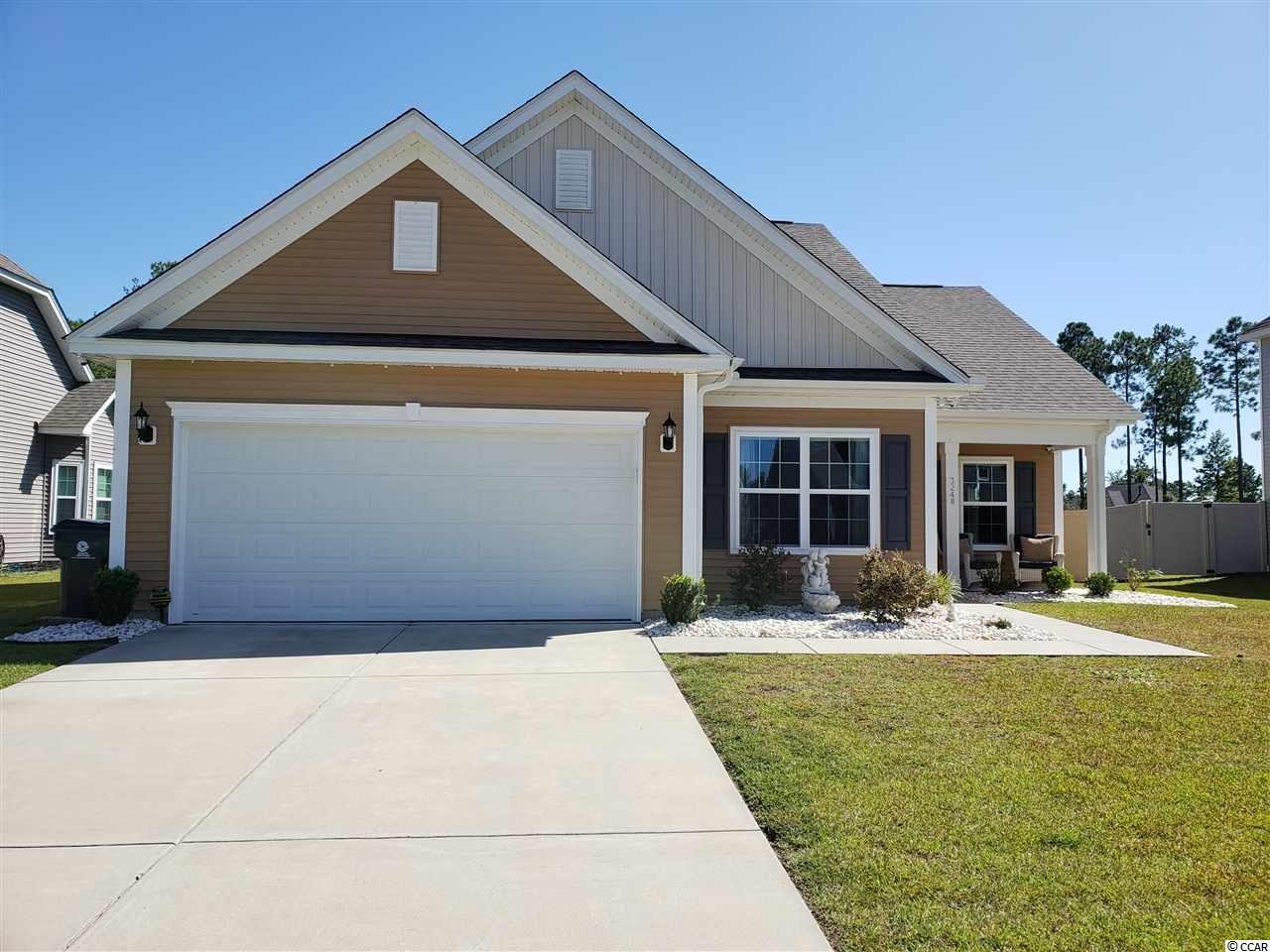Detached MLS:1911755   3248 Saddlewood Circle Myrtle Beach SC