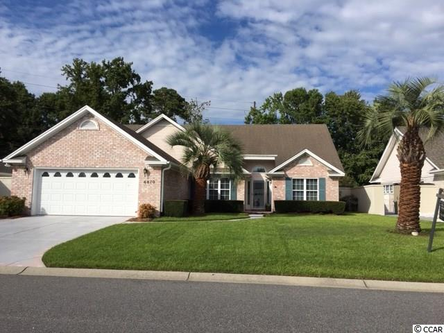 Detached MLS:1911910   4870 Bermuda Way Myrtle Beach SC