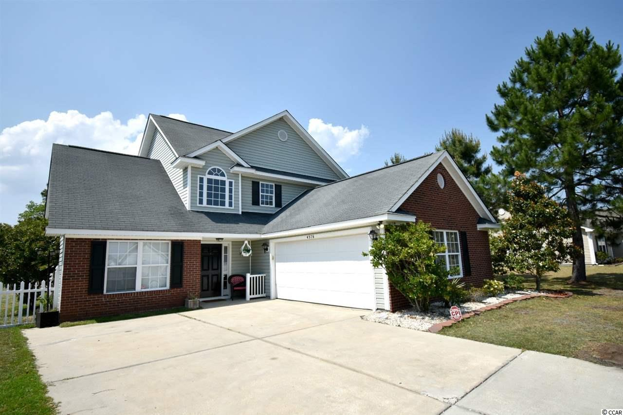 Detached MLS:1911986   4376 Heartwood Ln. Myrtle Beach SC