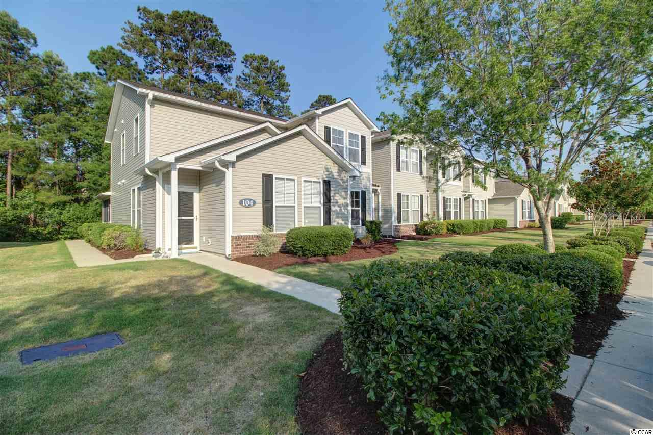 Townhouse MLS:1912035 WELLINGTON - SOCASTEE  104 Olde Town Way Myrtle Beach SC