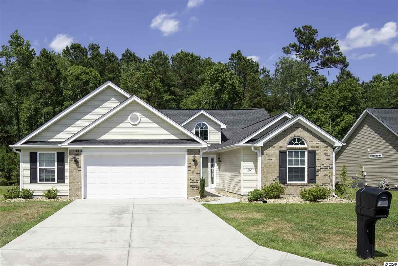 Detached MLS:1912390   322 Caspian Tern Dr. Myrtle Beach SC