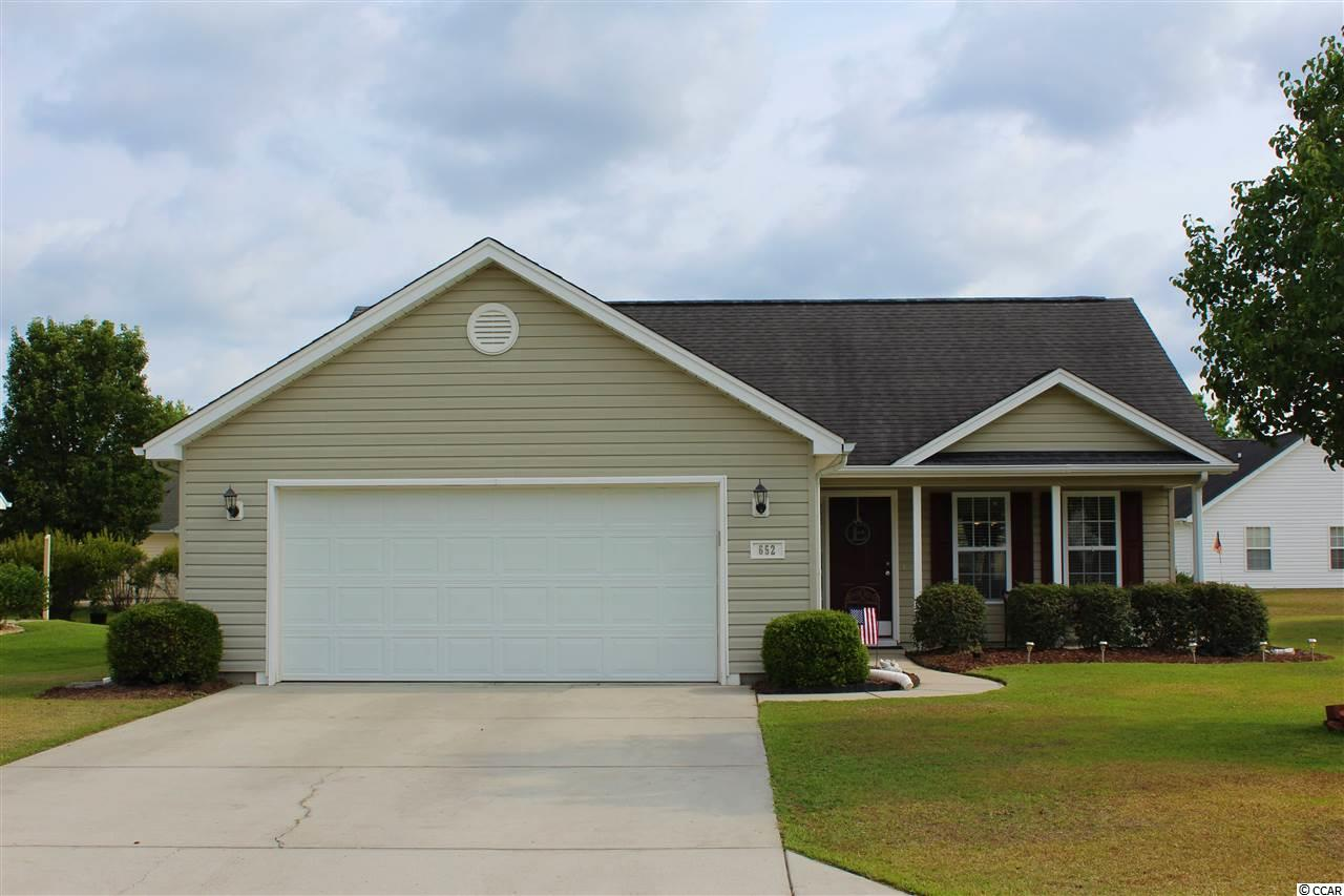 Detached MLS:1912449   652 Lilly Naz Ln. Myrtle Beach SC