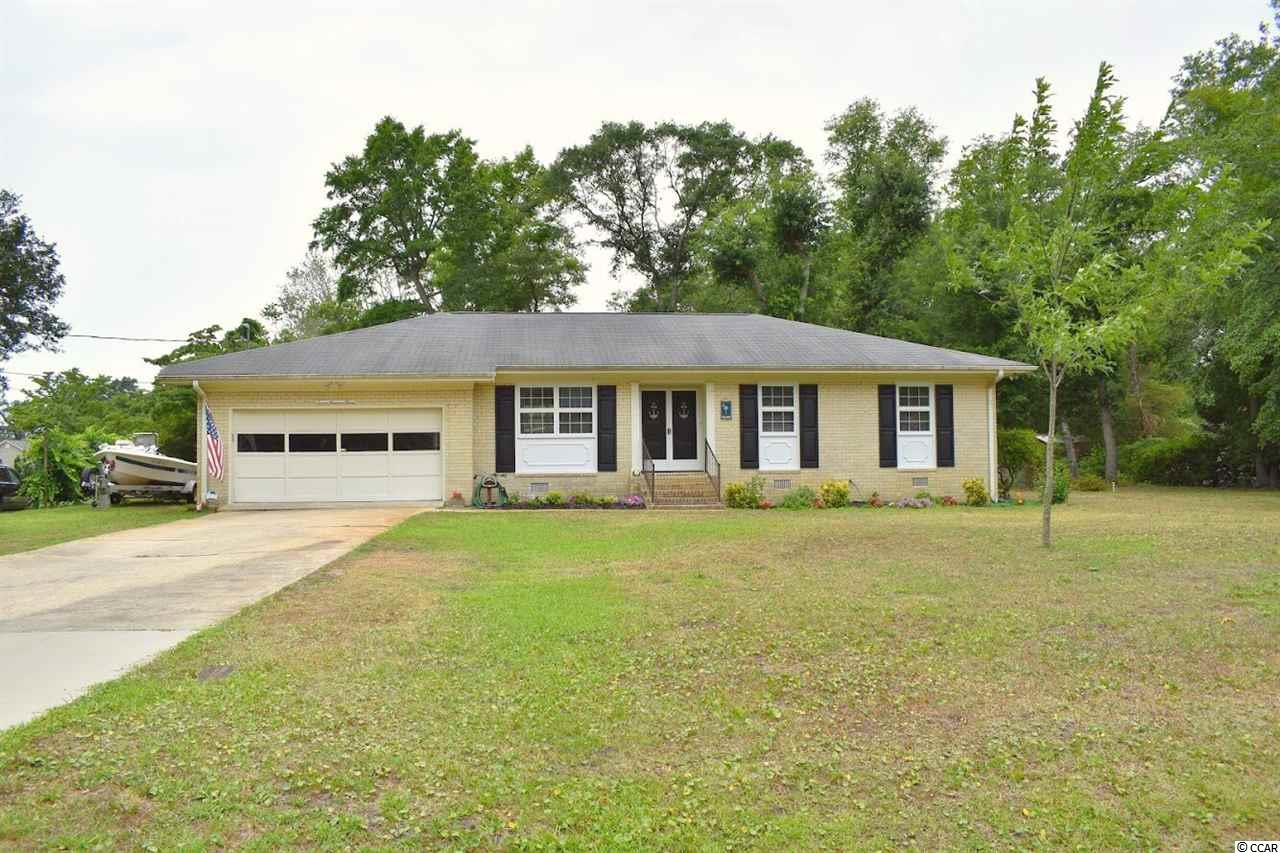 Detached MLS:1912461   703 N Holloway Circle North Myrtle Beach SC