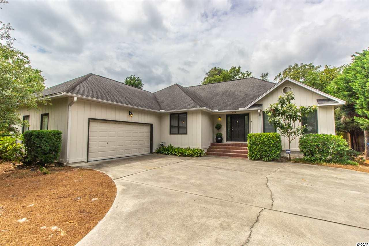Detached MLS:1912576   403 65th Ave. N Myrtle Beach SC