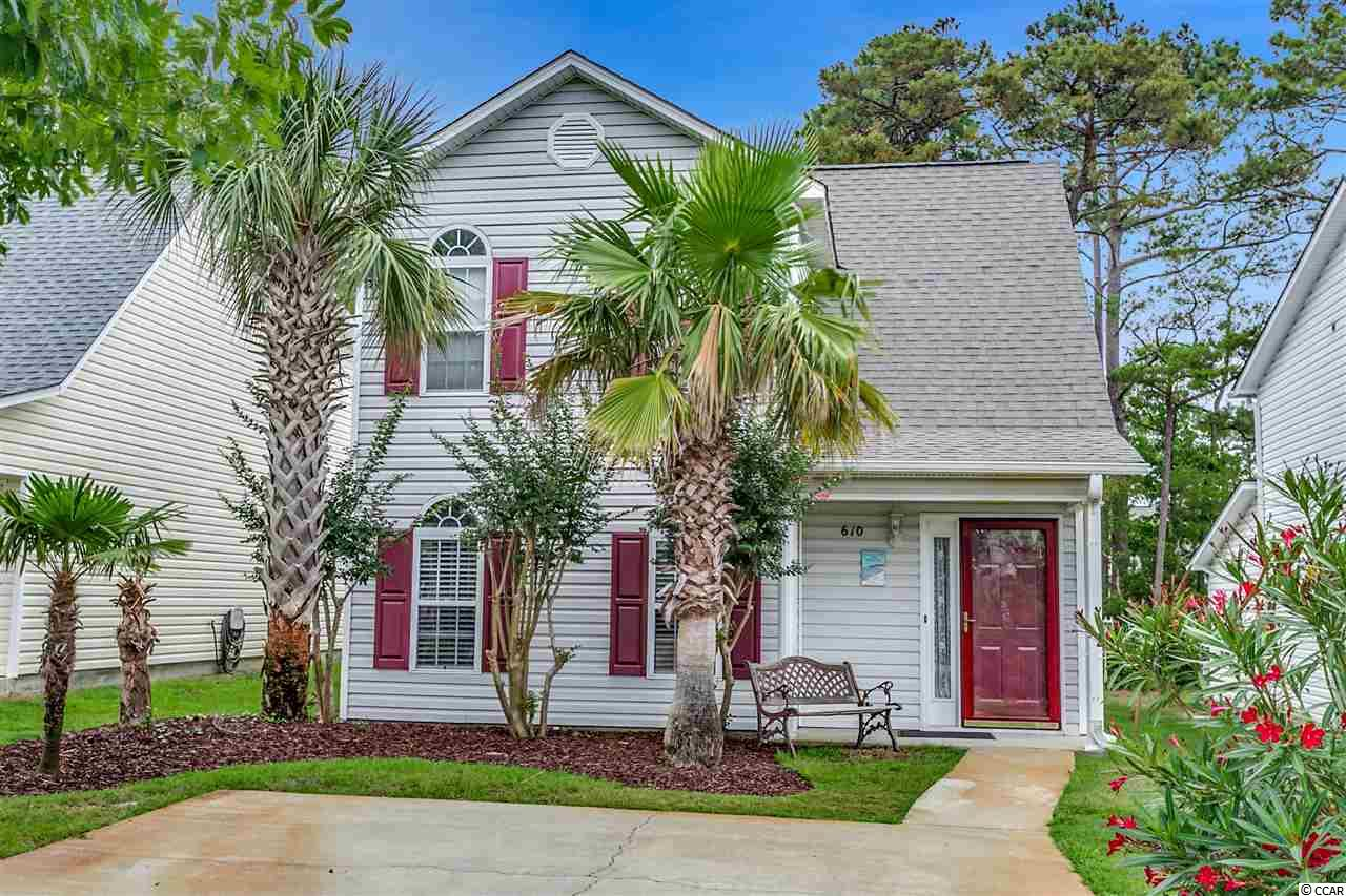 Detached MLS:1912702   610 S 24th Ave. S North Myrtle Beach SC