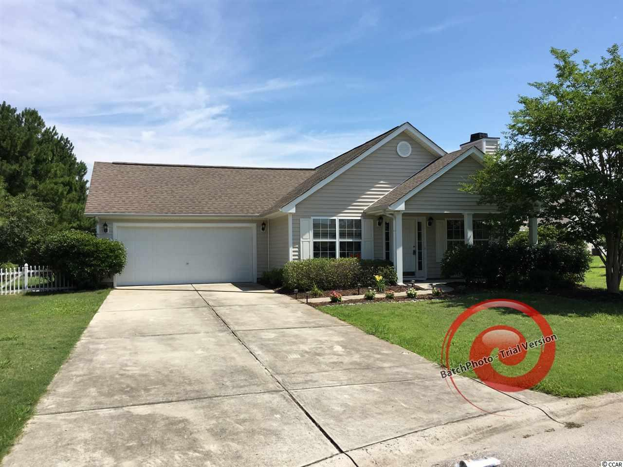 Detached MLS:1912872   408 Moat Ct. Murrells Inlet SC