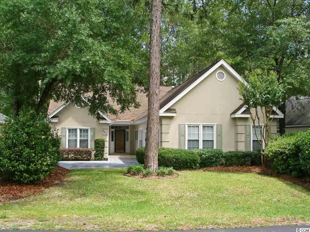 Detached MLS:1912897   327 Dornoch Dr. Pawleys Island SC