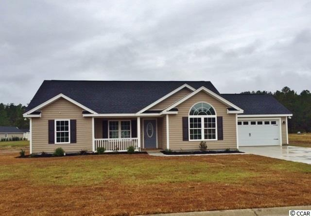 Detached MLS:1913037   367 MacArthur Dr. Conway SC