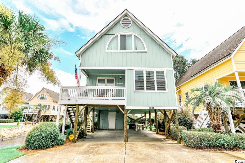 Detached MLS:1913104   1025 N Dogwood Dr. North Surfside Beach SC