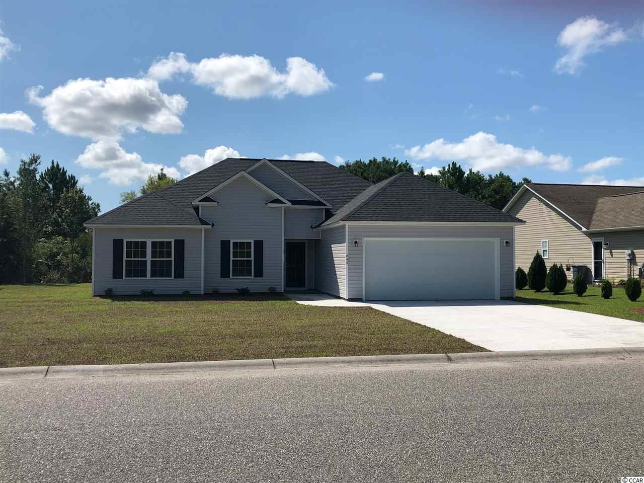 Detached MLS:1913108   649 West Perry Rd. Myrtle Beach SC