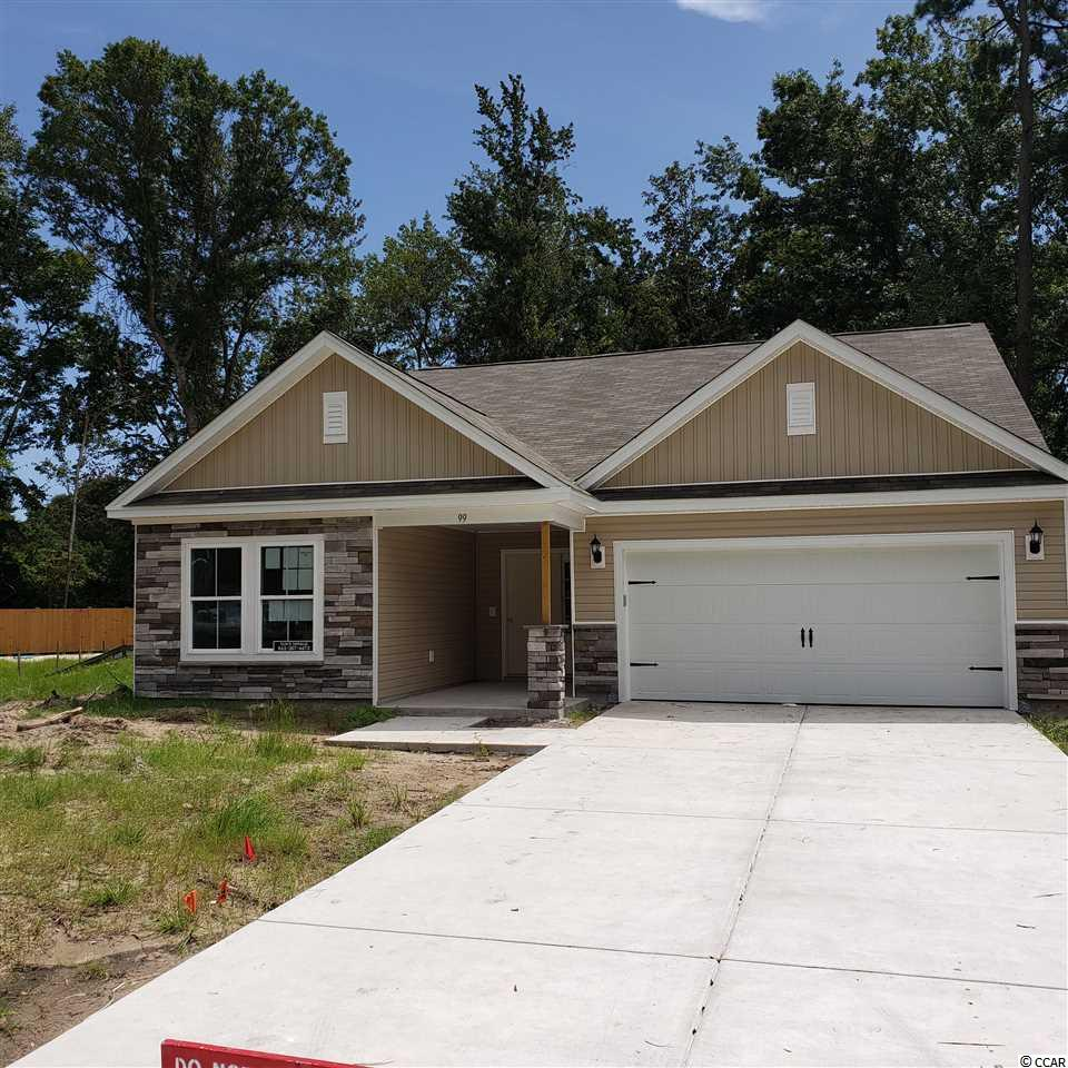 Detached MLS:1913127   99 Costa Ct. Pawleys Island SC