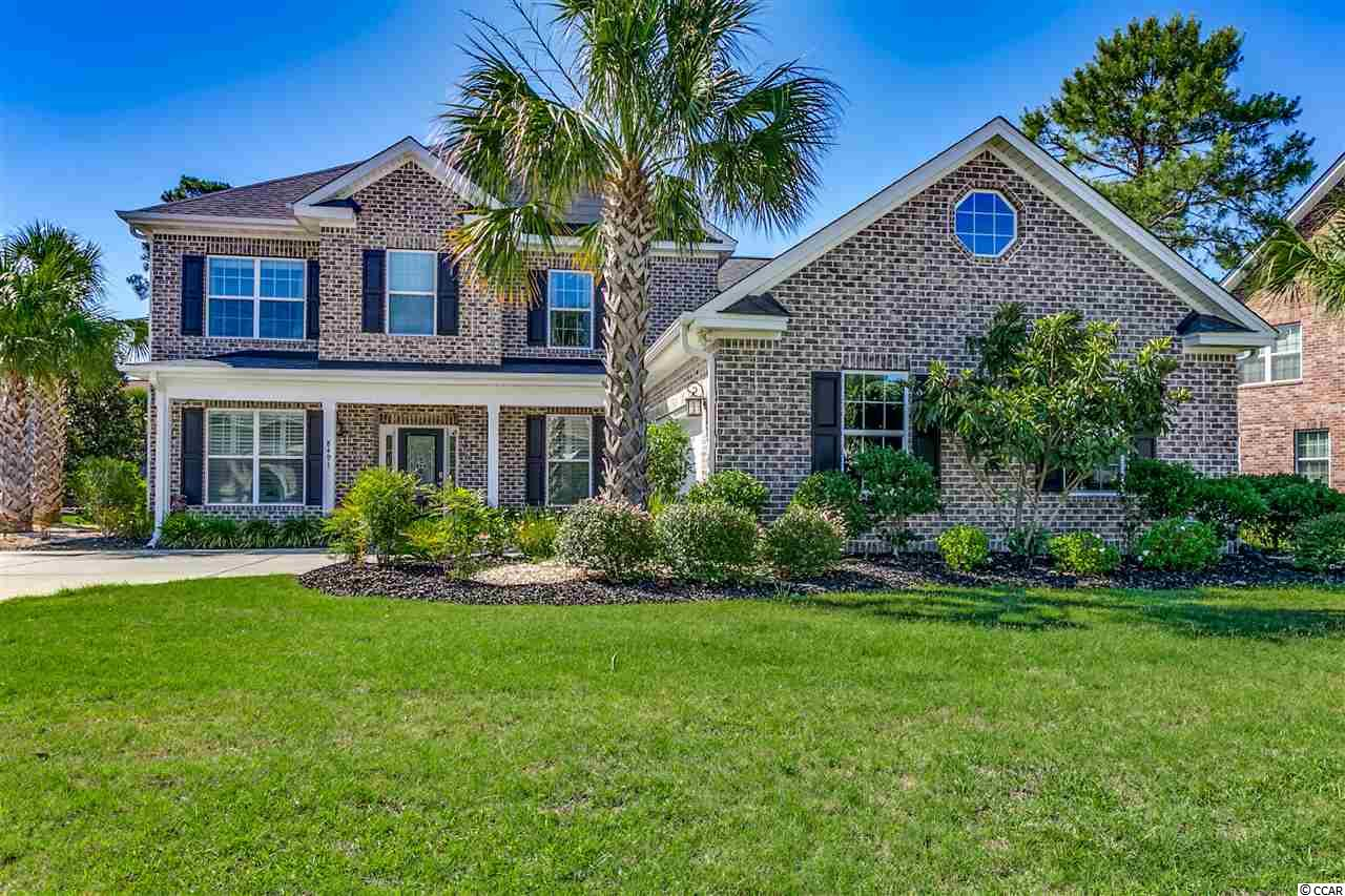 8491 Juxa Dr., Myrtle Beach, South Carolina