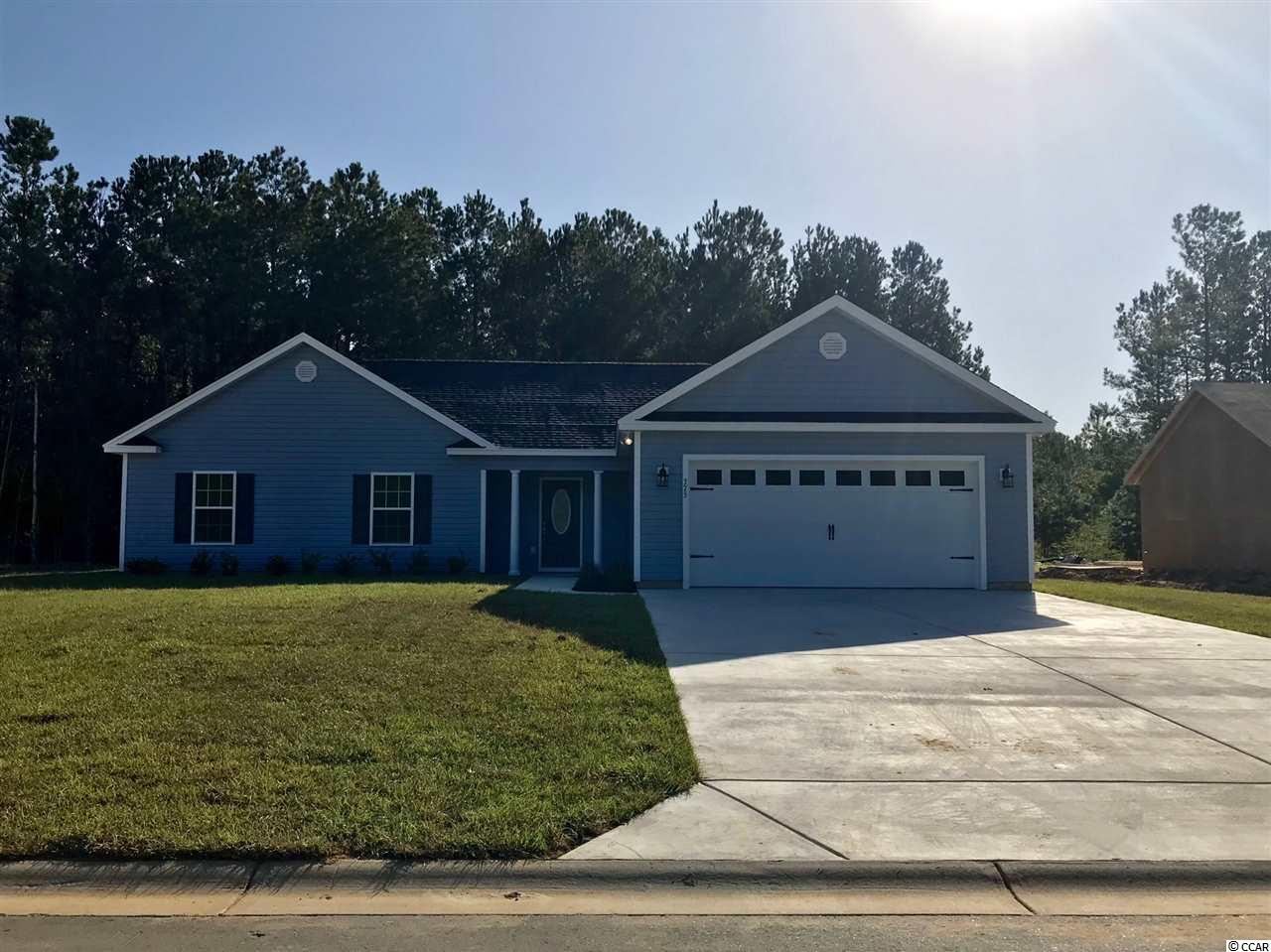 Detached MLS:1913330   375 MacArthur Dr. Conway SC