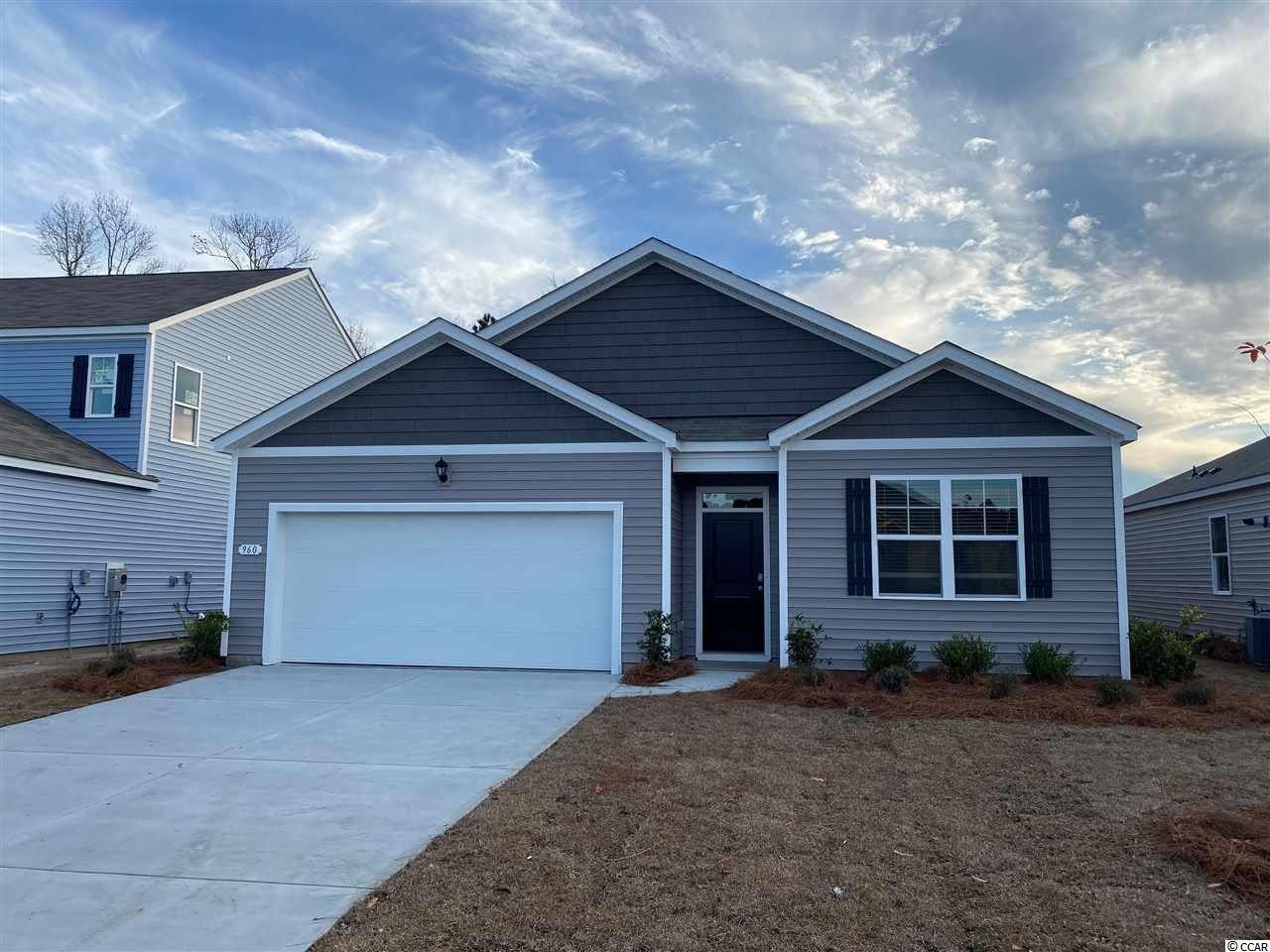 Detached MLS:1913401   960 Laurens Mill Dr. Myrtle Beach SC