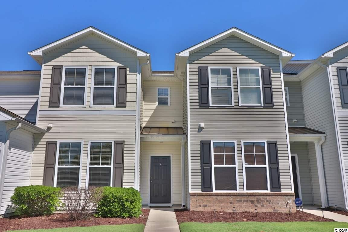 Townhouse MLS:1913954 WELLINGTON - SOCASTEE  129 Olde Towne Way Myrtle Beach SC