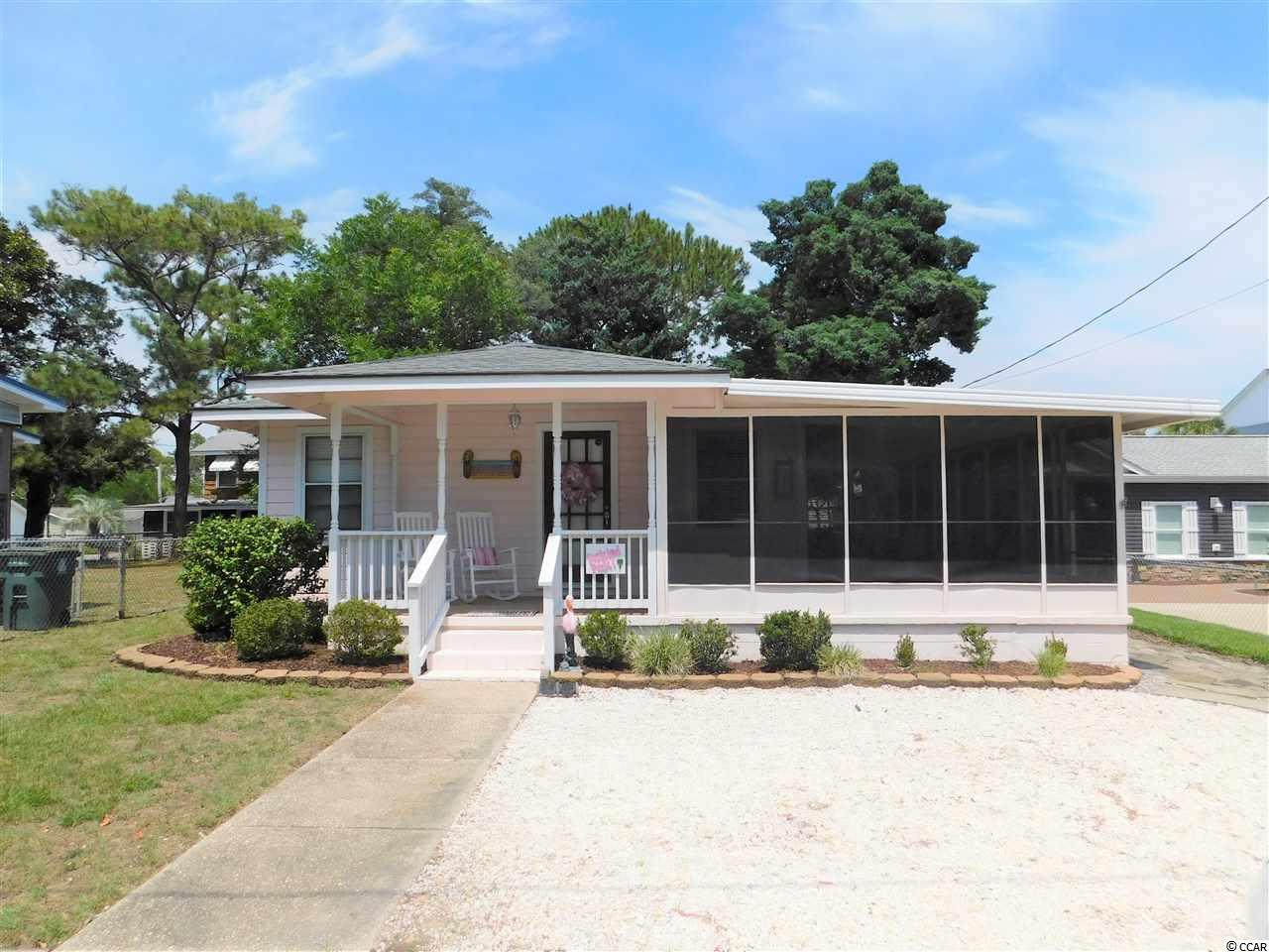 Detached MLS:1914086   508 16th Ave. S North Myrtle Beach SC