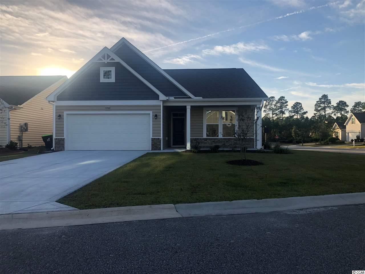 Detached MLS:1914089   5700 Cottonseed Ct. Myrtle Beach SC