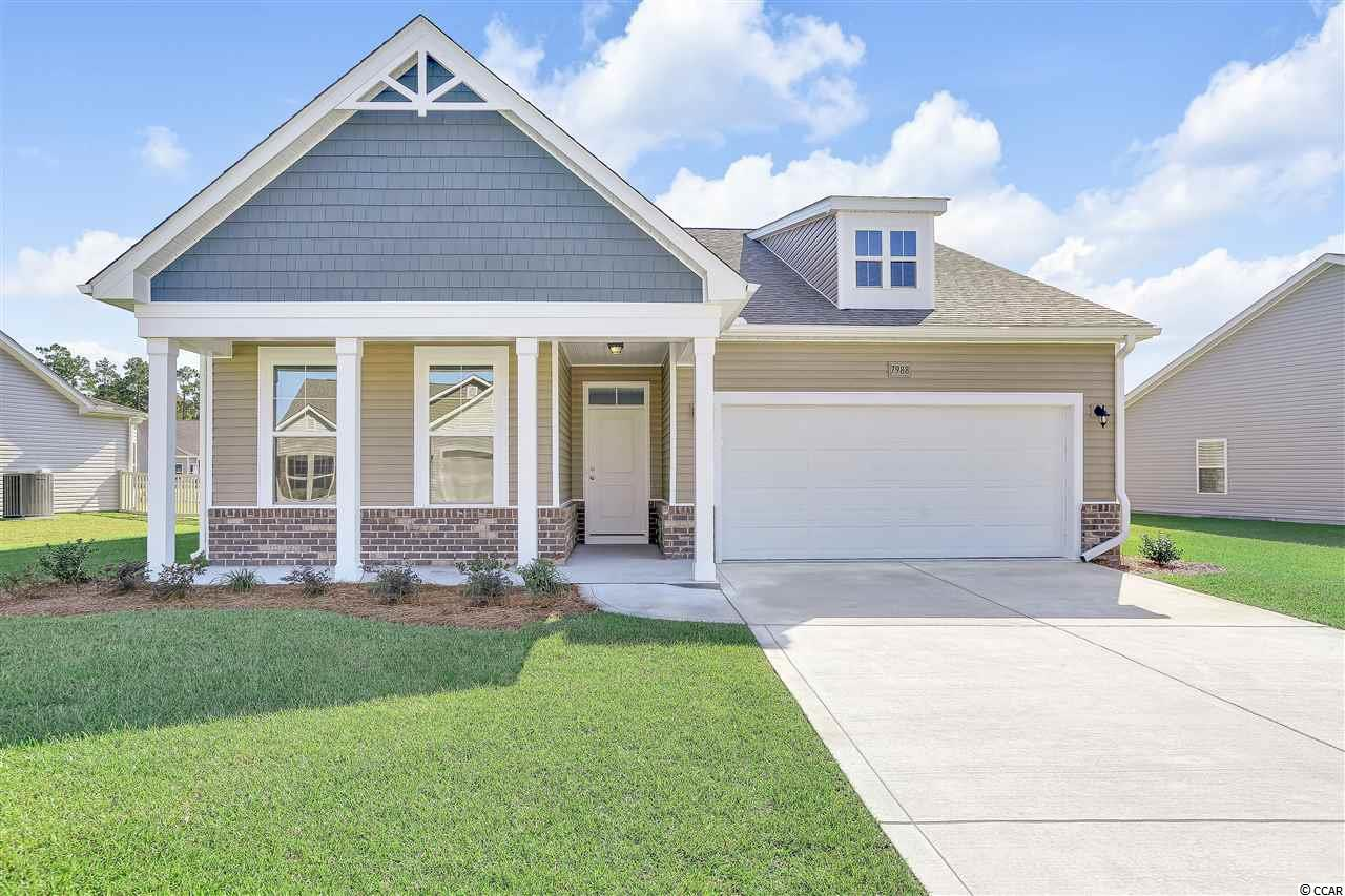 Detached MLS:1914098   7988 Swansong Circle Myrtle Beach SC