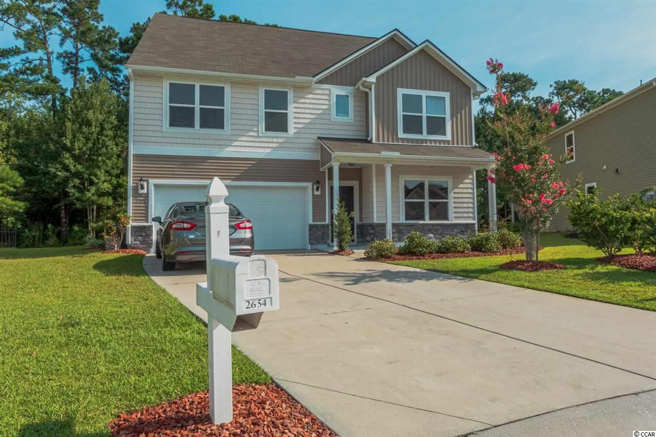 2654 Great Scott Dr., Myrtle Beach, South Carolina