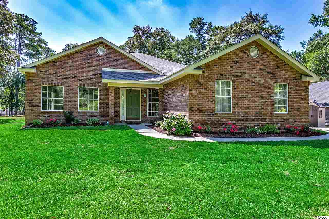 Detached MLS:1914284   1728 Holly Ridge Dr. Longs SC