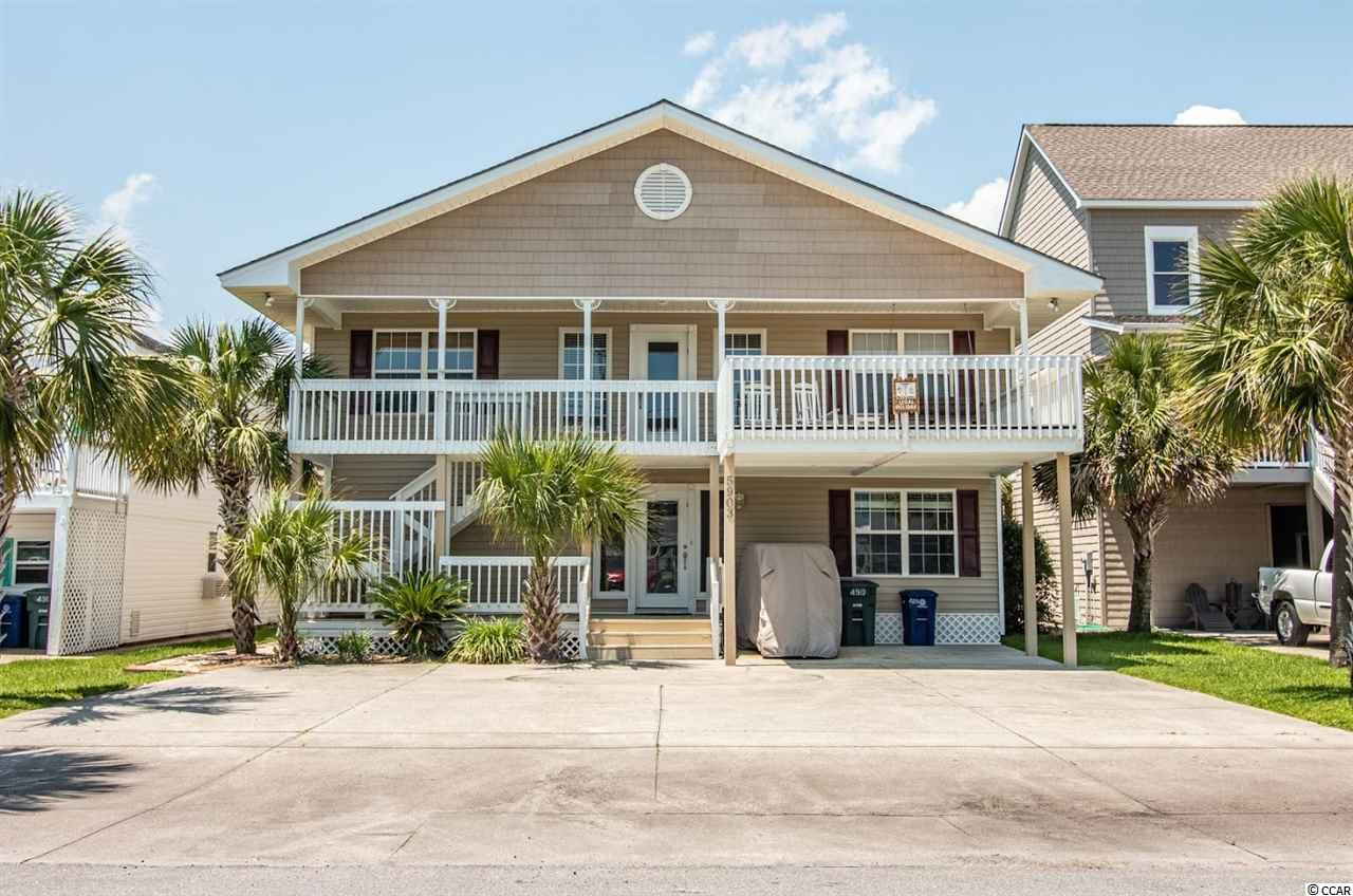 5903 N Channel St., North Myrtle Beach, South Carolina