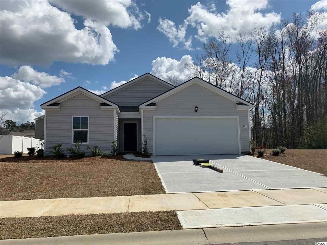 Detached MLS:1914391   1222 Donald St. Conway SC