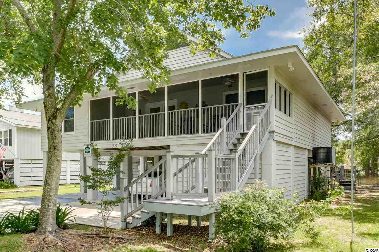 72 Mulberry Ln. 29585 - One of Pawleys Island Homes for Sale