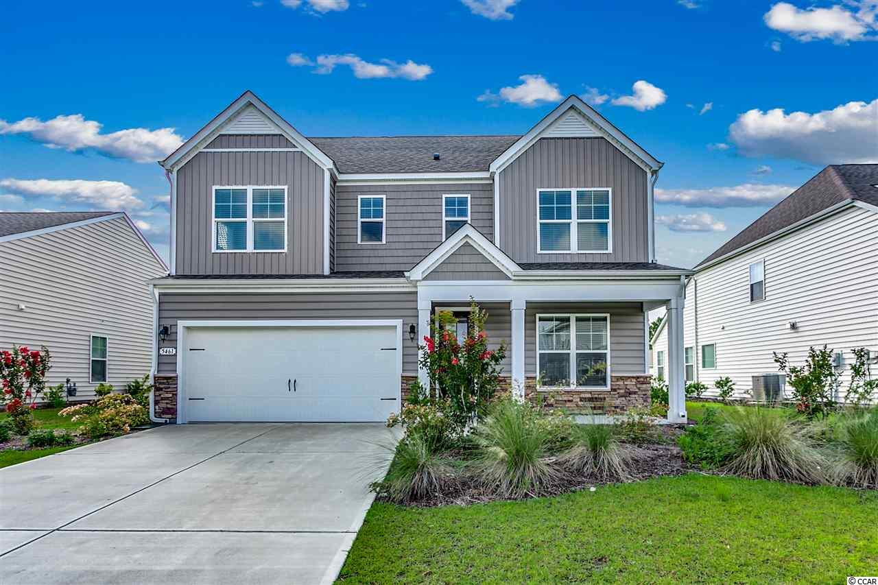 5461 Sunset Lake Ln., Myrtle Beach, South Carolina