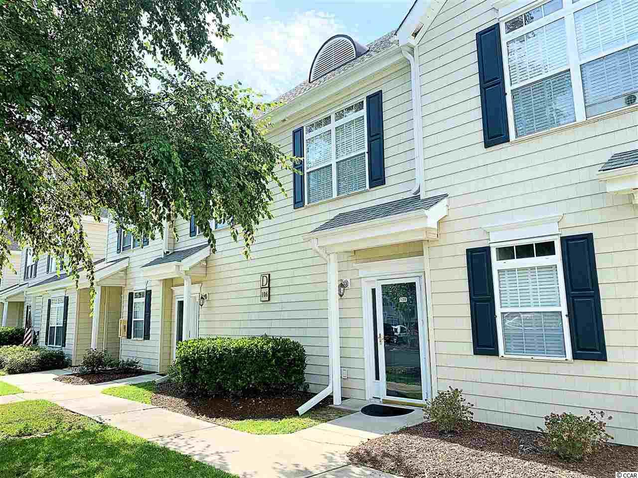 Condo MLS:1914976 VILLAGE@GLENS  106 Scotchbroom Dr. Little River SC