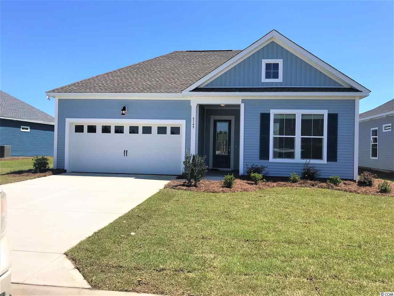 Detached MLS:1915364   6149 Chadderton Circle Myrtle Beach SC