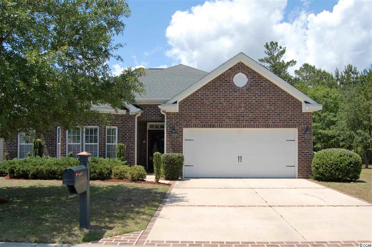 Detached MLS:1915418   4617 Marshwood Dr. Myrtle Beach SC