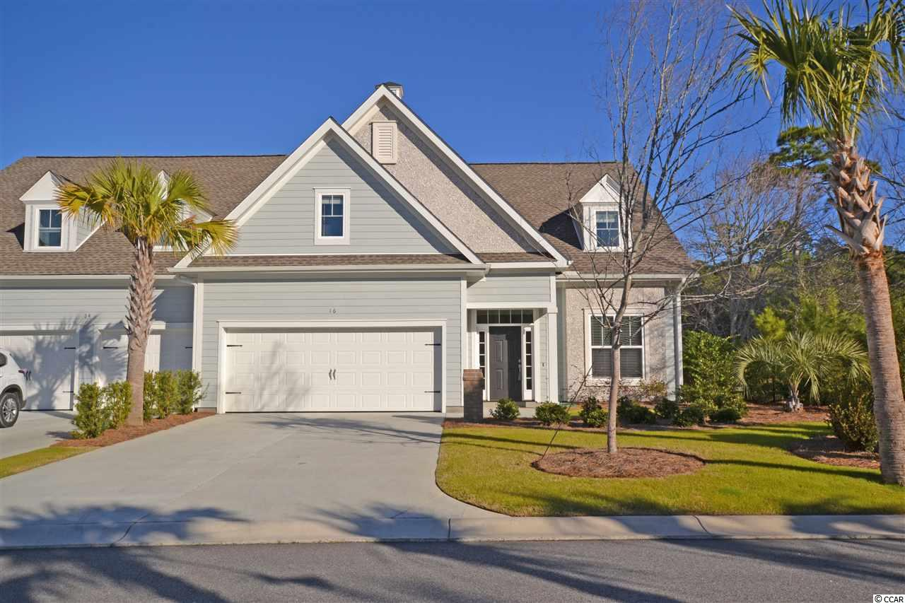 Townhouse MLS:1915606 Reserve Club Villas  16 Golf Club Circle Pawleys Island SC