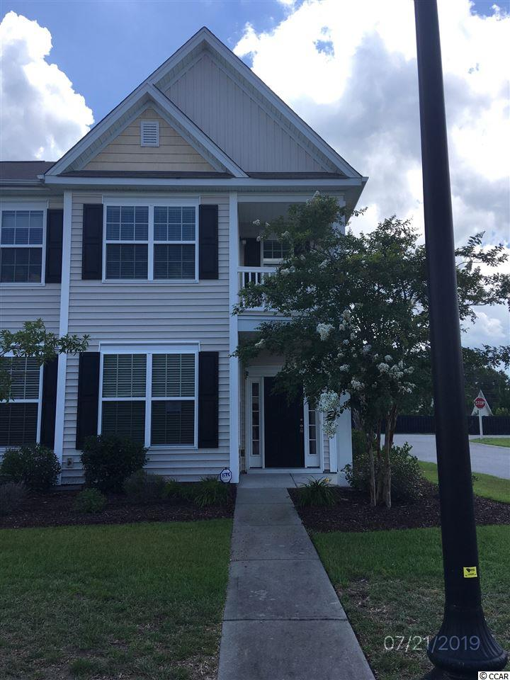 Townhouse MLS:1916025 Tuscany - Carolina Forest Area -  4536 Livorn Loop Myrtle Beach SC