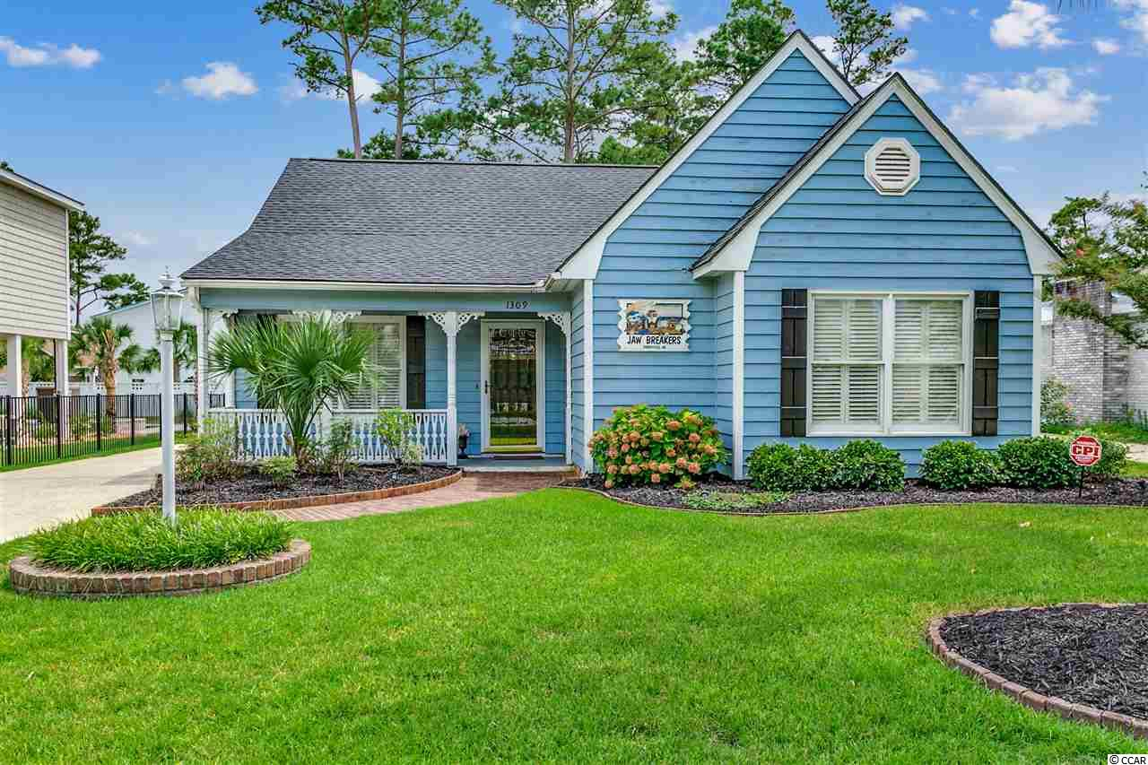 1309 S Hillside Dr., North Myrtle Beach in Horry County, SC 29582 Home for Sale