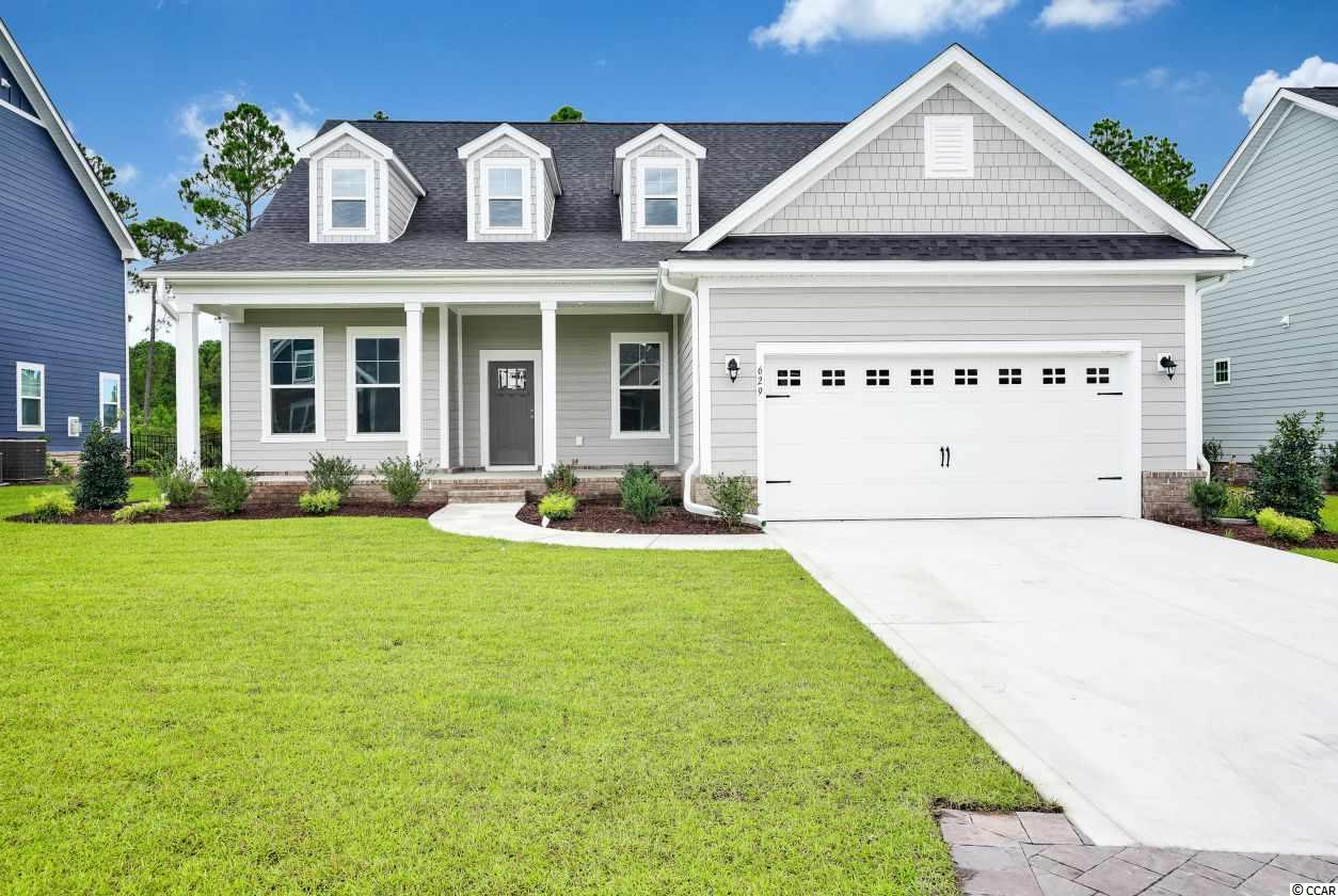 Detached MLS:1916434   629 Indigo Bay Circle Myrtle Beach SC