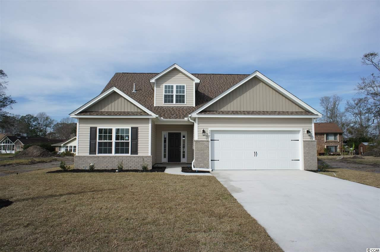 Detached MLS:1916805   390 Rycola Circle Surfside Beach SC