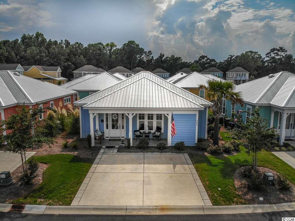 Detached with HPR MLS:1917986   2205 Sea Dune Dr. North Myrtle Beach SC