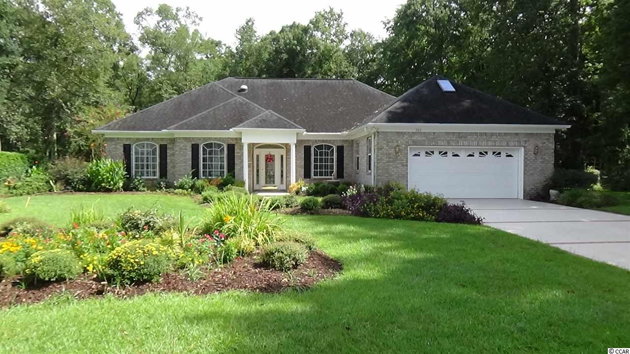 303 Savannah Dr., Pawleys Island in Georgetown County, SC 29585 Home for Sale