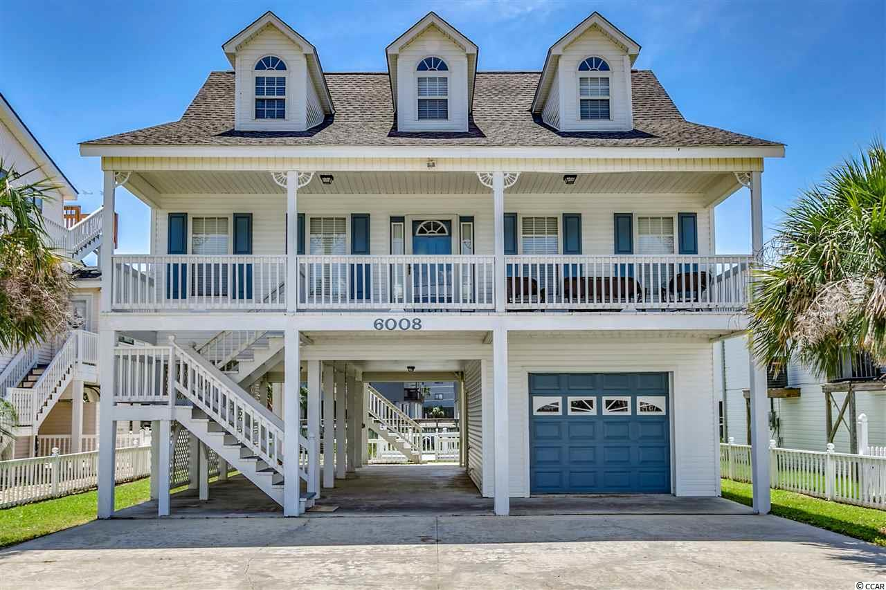 One of North Myrtle Beach 4 Bedroom Homes for Sale at 6008 Nixon St.