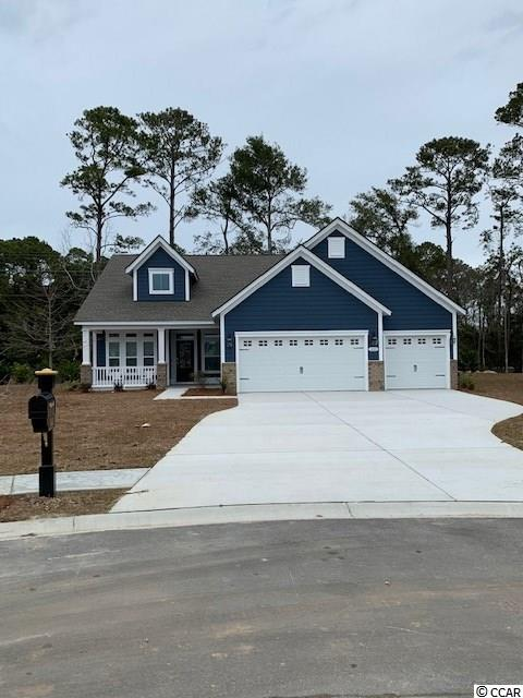 One of North Myrtle Beach 3 Bedroom Homes for Sale at 1821 N Cove Ct.