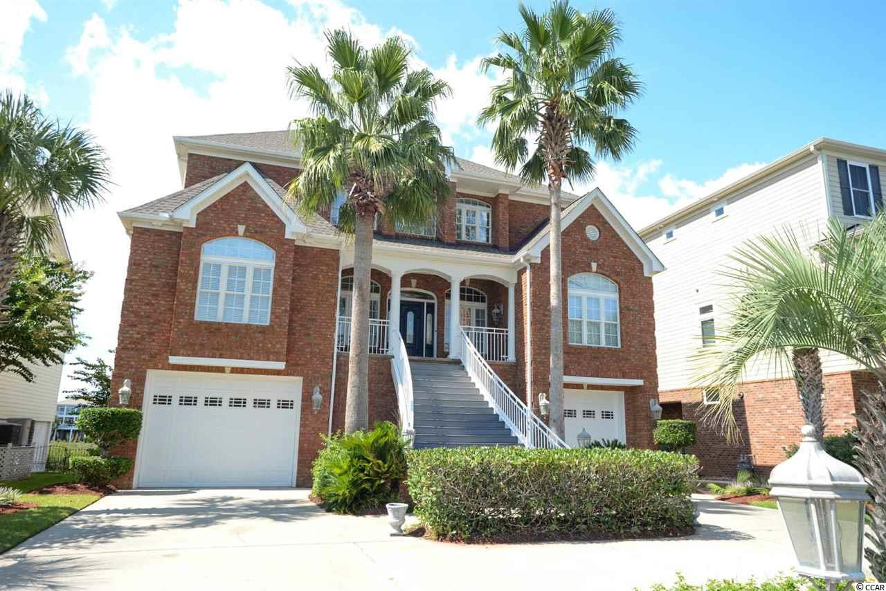 1607 Waterway Dr., North Myrtle Beach, South Carolina