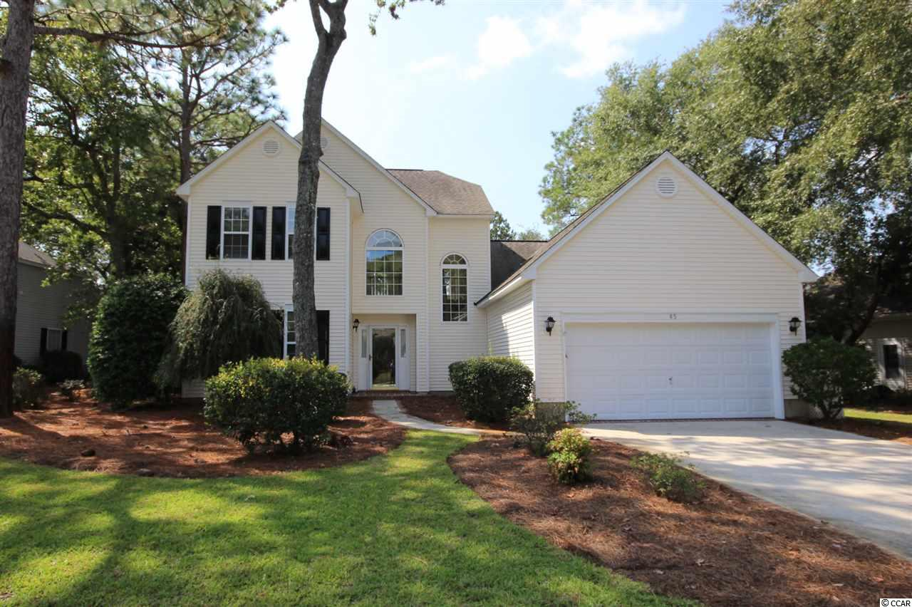 45 Historic Ln., Pawleys Island in Georgetown County, SC 29585 Home for Sale