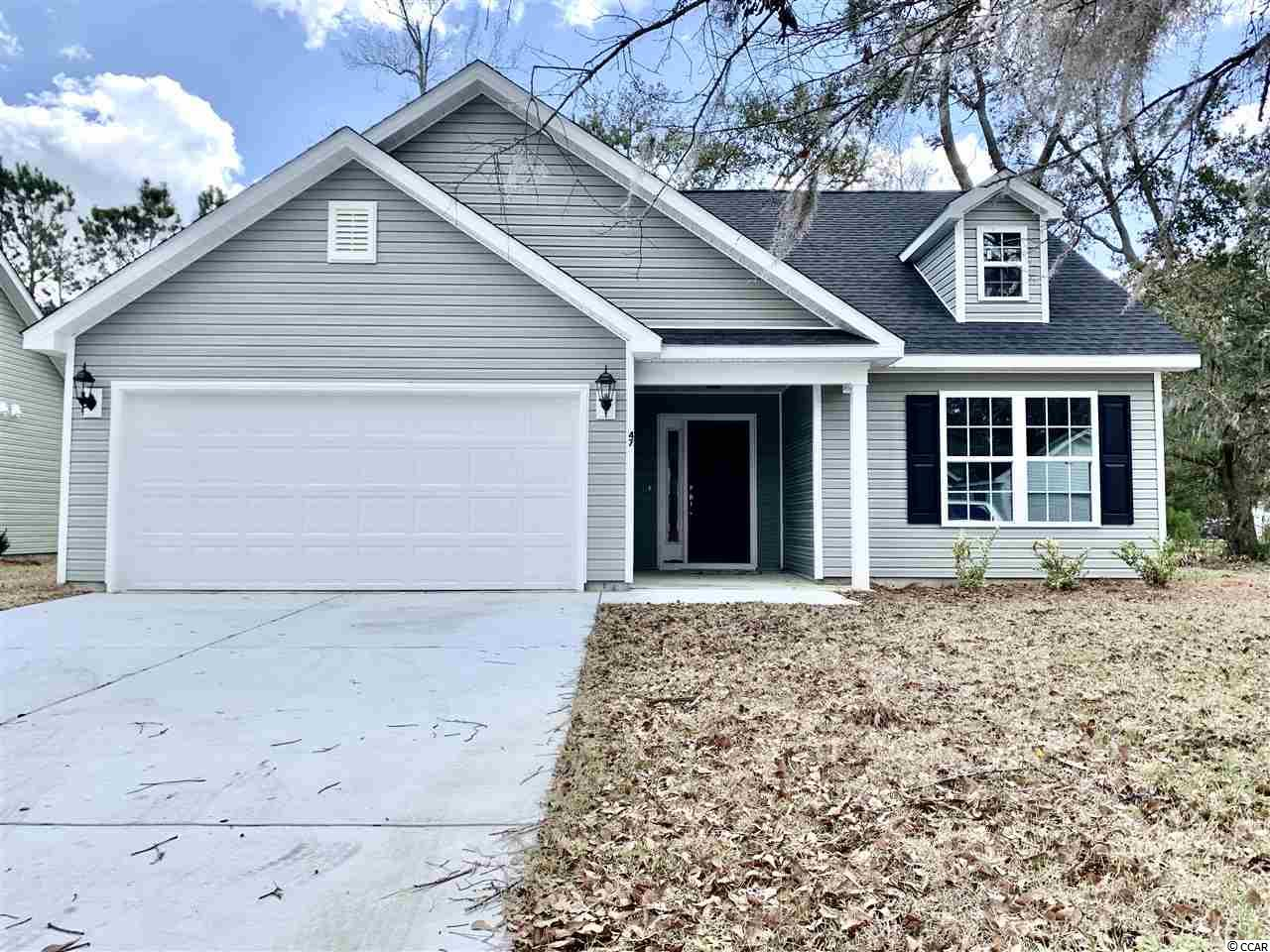 Detached MLS:1919853   47 Robert Conway Ct. Georgetown SC