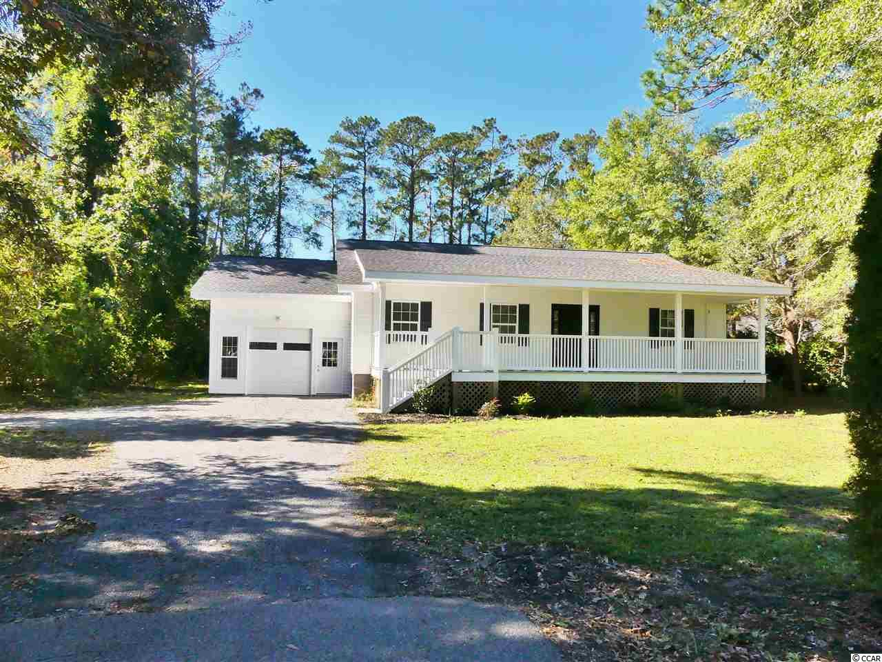 58 Hill Dr., Pawleys Island in Georgetown County, SC 29585 Home for Sale