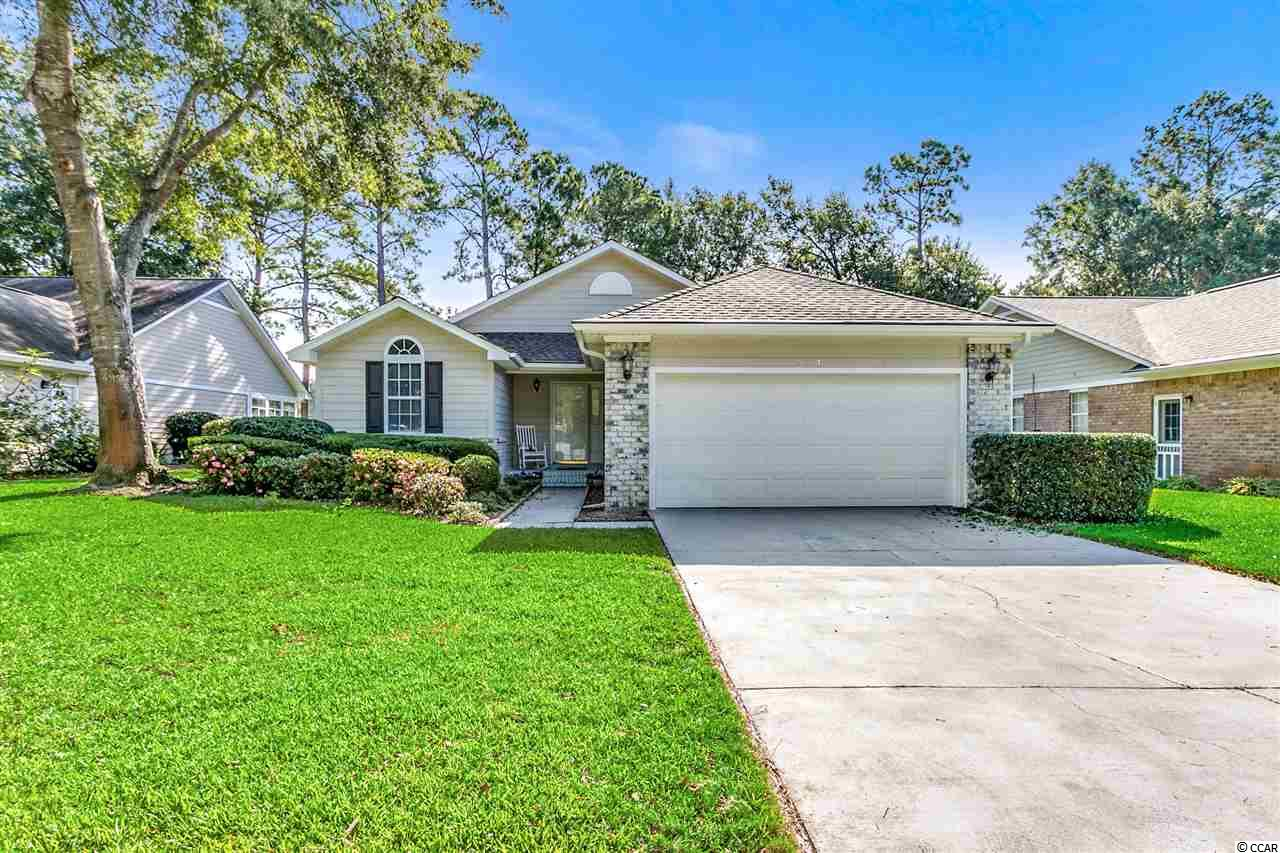 Detached MLS:1920044   224 Carrington Dr. Pawleys Island SC