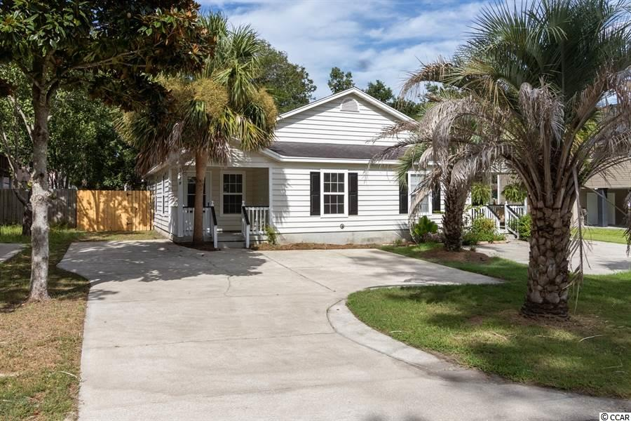 Townhouse MLS:1920045 Not Within a Project/Section Cod  312-B 16th Ave. S Myrtle Beach SC