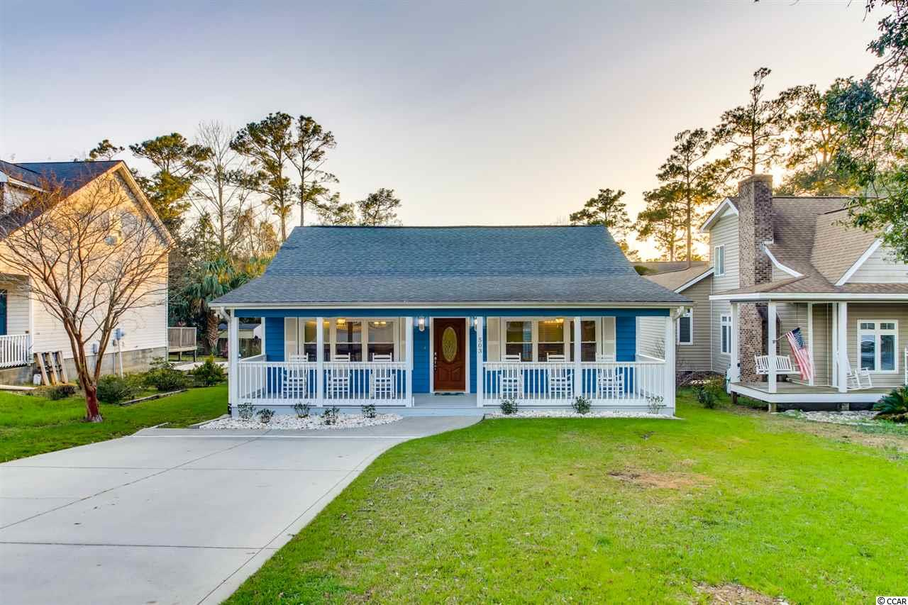 503 3rd Ave. S, North Myrtle Beach in Horry County, SC 29582 Home for Sale