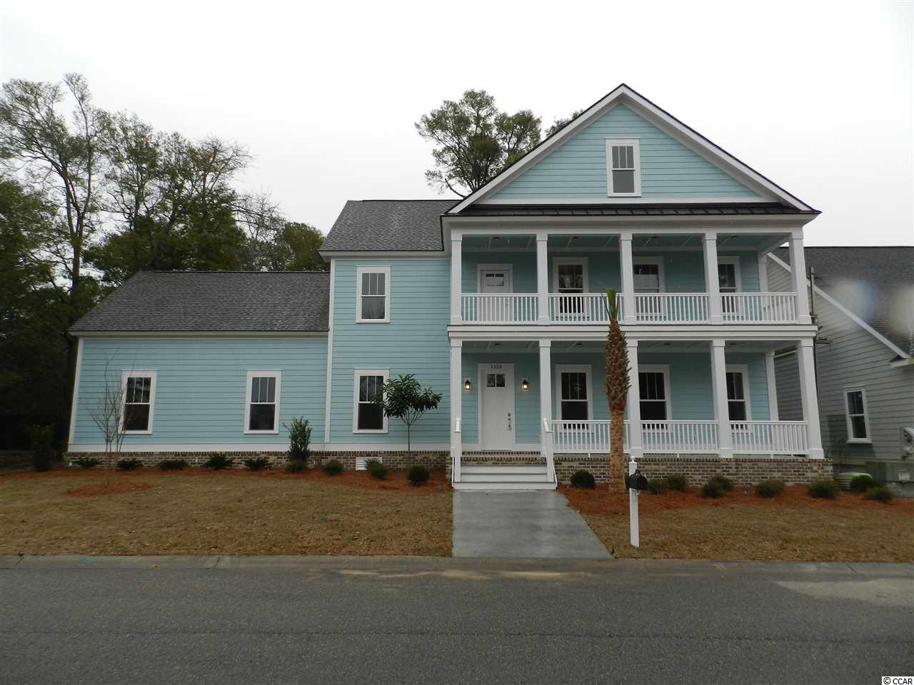 1323 Hunters Rest Dr., North Myrtle Beach, South Carolina